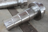 Forged Steel Roller Shaft Cold Mill Roll Forged Stepped Shaft