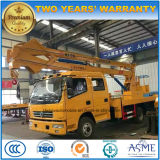 Dongfeng 20m 4X2 Aerial Platform 20 Meters Over Head Working Truck