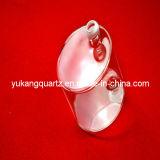 Quartz Glass Container Tube / Clear Quartz Container (YKR-018)
