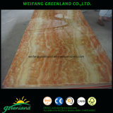 2.2mm Glossy / Matt Polyester Plywood with High Glossy Finish