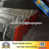 Pre Galvanized Circular Hollow Section Round Pipe