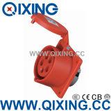 Economic Type Panel Mounted Qx-1385 Socket