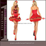 Vintage Girl Costume, Fancy Dress Sexy Adult Party Costume (TLQZ4874)