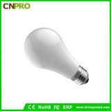 Plastic Coated Aluminum Body LED Bulb E27 7W