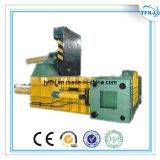 Y81t-4000 Hydraulic Iron Aluminum Copper Metal Scrap Car Baler Machine