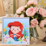 Factory Direct Wholesale New Children DIY Handcraft Sticker Promotion Kids Girl Boy Gift T-009