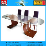 3-19mm Glass Coffee Table with AS/NZS2208: 1996