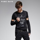 Punk Decadent Goth Hard Rock Men T-Shirts (T-374)