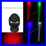 Promotion! 7PCS 12W LED Moving Head Beam