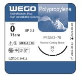 Blue Polypropylene Surgical Suture Products