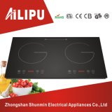 Double Plate Soft Touching Smart Cooktop