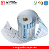 2015 Popular Printed Bank ATM Thermal Paper with Black Sensor