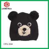 Children′s Animal Beanie Hat with Ears (CPA-1164)