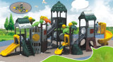 2015 Hot Selling Outdoor Playground Slide with GS and TUV Certificate (QQ14008-1