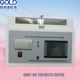 Automatic Oil Resistivity & Dielectric Loss Insulating Oil Tester