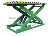 2t Fixed Scissor Lift Platform Stationary Scissor Lift Table Car Hydraulic Lift