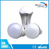 2014 Shanghai Aluminum and Plastic E14 E27 LED Bulb