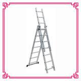3 Section Aluminum Extension Ladder/Aluminum Combination Ladder