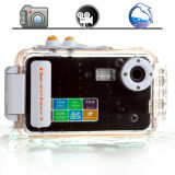 Waterproof 5MP Digital Camera - 2 Inch TFT LCD Screen Camera