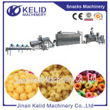 Industrial Full Automatic Puff Snack Extruder Making Line