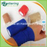 Medical Individual Packed Non Woven Self Adhesive Bandage
