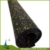 High Density 6mm Rubber Flooring Roll with Good Price