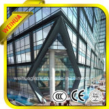 5mm 6mm 10mm 12mm Thick Toughened Glass for Door with CE/CCC/ISO9001