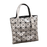 2016 Fashion New Laser Colorful Women Shoulder Bag Shopping Bag