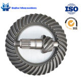 BS8090 Customized for Truck Isuzu Car Parts Rear Drive Axle Helical Bevel Gear