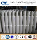 40L 50L Liquid Oxygen Nitrogen Argon Carbon Dioxide LNG Seamless Steel Gas Cylinder