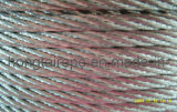 8.0mm7x7 Stainless Steel Strand Wire Rope and Cables