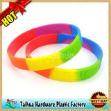 Custom High Quality Rubber Wristband (TH-05219)