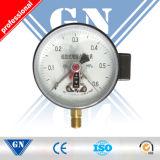 Low Pressure Gauge with Alarm