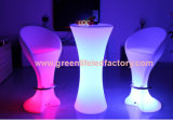 16 Color Changing Bar Table, Battery LED Furniture