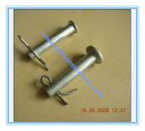Safe Scaffolding Pin for Construction.