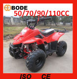 Best Price 4 Wheel 50cc Gas ATV 4 Stroke ATV Mc-02