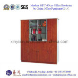 Chinese Office Furniture Wooden Bookcase Filing Cabinet (C31#)