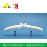 Satin Padded Suit Hanger with Hook