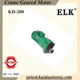 Elk Double Speeds Crane Geared Motor -- 0.75/0.25kw