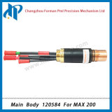 Main Body 120584 for Max 200 Plasma Cutting Torch Consumables