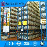 Very Narrow Aisle Warehouse Storage Vna Pallet Rack
