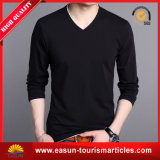 Factory Sale Blank Black T Shirt