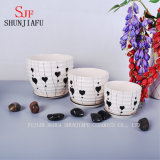 Charming Heart Flowerpot Stylish Home Furnishings
