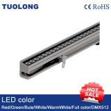 36W Slim LED Wall Washer Floodlight DC24V RGB LED Wall Washer
