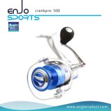 New Spinning/Fixed Spool Fishing Tackle Reel (crank PRO 500)