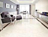 White Natural Stone Polished Ceramic Floor Tile