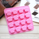 16 Lovely Footprints Cake Pop Silicone Mould Tips with 16*15.5*2cm
