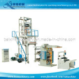 Automatic Online Film Blowing Printing Machine