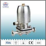 Stainless Steel Closed Pneumatic Diaphragm Valve