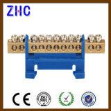 S01-0690 6*9 Electric DIN Rail Copper Terminal Block Connector
